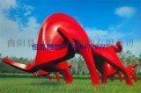 曲阳雕塑厂家供应不锈钢广场雕塑