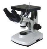 雙目倒置金相顯微鏡4XB