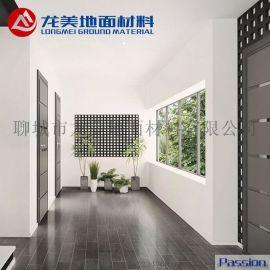定制國外進口地板 娛樂場所鋪設地板 PVC塑膠地板