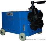 三本科技SBJY-50圆法兰成型机(角钢卷圆机)