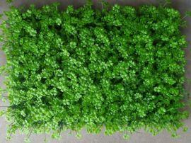 仿真草坪 四叶草草坪 仿真四叶草 植物墙草坪 尤加利草坪