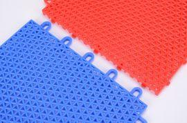 鹰潭悬浮拼装地板 幼儿园地板 环保塑料运动地板