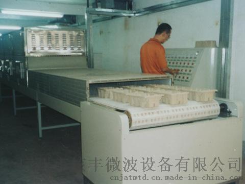 微波干燥杀菌设备 GUE80Z环保纸餐具