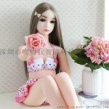 平胸骨骼实体娃娃1.1米,非充气娃娃,情趣用品