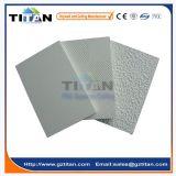 PVC貼面石膏天花板 600*600*7mm 白色貼膜