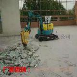 适用现代农林业生产的小型挖掘机 生产效率大大提高