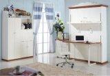 大智优品1200双层书台多功能隐形单人壁柜床