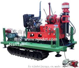 钻机履带底盘及人字形钻塔(推荐)(XY系列GXY系列-LP-8T-01型,300-1500米钻机)