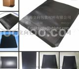 河北塑料滑片供应 立向黑色推拉器板厂家 可定制多种颜色
