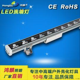 LED36W外控DMX512全彩洗墙灯