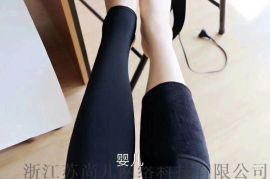 蘇尚兒嬰兒絨塑形褲1.0瘦腿襪加絨打底褲修身不掉保暖