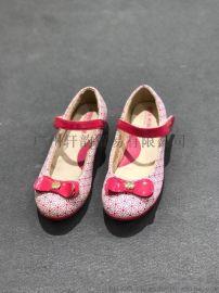 品牌鞋子一手货源 ABC秋冬鞋子 品牌折扣尾货童装批发 专柜正品童鞋走份配货