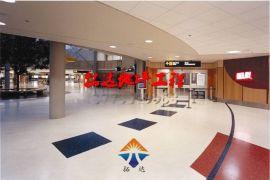鎮江塑膠地板施工/PVC地板鋪裝/卷材彈性地板