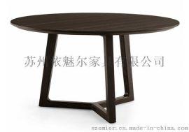 苏州依魅尔 酒店餐桌家具  图 E-CZ-003