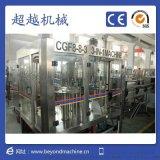 张家港超越机械  全自动三合一液体灌装机设备  2000瓶/时矿泉水灌装机