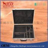 工具箱定做,常州铝箱工具箱、防水防爆防震精密仪器箱铝箱