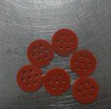 七芯硅胶垫,圆形硅胶垫,防水硅胶片,纽扣式硅胶垫