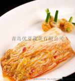 在青島能夠買到口感酸辣的韓國泡菜