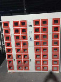 武汉校园手机管理柜手机充电寄存柜