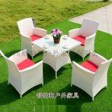 广州户外家具厂专业定制咖啡厅户外桌椅