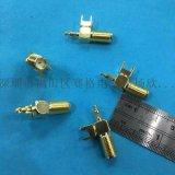 SMA母11牙长90度插板接线式1.13线