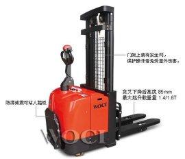 沃慈工业大量生产货叉覆盖式全电动堆高车供您选择