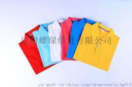 云南短袖广告T恤衫定做POLO衫印字价格