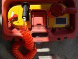 煤矿专用线锯矿下切割气动线锯气动带锯煤安证防爆锯冷切割气动锯