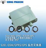 金鸽S261  无线温度报警器  云平台管理+手机APP温度报警控制器