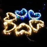 节日灯饰太阳能120LED铜线灯多灯光模式花园庭院装饰彩灯圣诞灯串