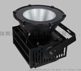 好恒照明专业制造LED塔吊灯 探照灯 工矿灯 投光灯300W 200W 400W 500W厂家直销 质保三年到五年