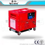常柴**kw 220V 超静音柴油发电机