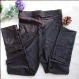 批發新款光澤瘦腿褲 彈力顯瘦打底褲 時尚百搭 外穿