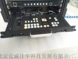 1u导播监看器17寸液晶监视器航空箱抽拉折叠式显示器高清屏防护箱