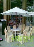 深圳欧式太阳伞木伞休闲洽谈门店咖啡店户外伞庭院伞出租赁