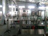 川腾机械 玻璃瓶啤酒全自动灌装机 三合一啤酒灌装生产线