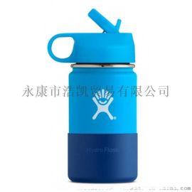 304真空吸管盖水壶保温杯