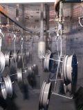 全自动静电喷漆设备优惠报价  汽车轮毂静电喷漆线