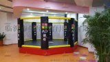 定制MMA比賽八角籠拳擊臺訓練搏擊散打格鬥泰拳拳擊擂臺廠家特價