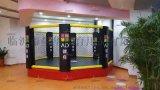 定制MMA比赛八角笼拳击台训练搏击散打格斗泰拳拳击擂台厂家特价