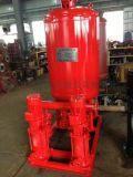 大口径消防泵XBD3.0/55-150L消火栓泵