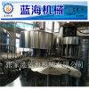 礦泉水 飲用水 瓶裝灌裝旋蓋套標機生產線 廠家直銷