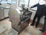 重庆客户购机 鲜榨菜切丝机 切酱菜机