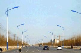 四川成都市電LED路燈生產廠家怎麼樣 路燈參數