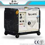 新款5KW柴油发电机,静音柴油发电机,低噪音柴油发电机