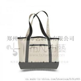 河南定做 帆布袋 展会布袋 北京包装布袋子
