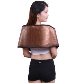 銳斯特電加熱熱療腰帶託瑪琳溫熱腰帶鍺石護腰帶