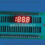 数码管厂家 三位半单排6脚1888数码管 移动电源LED数码管