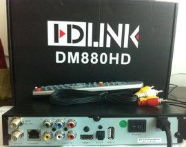 DM880HD韩星5号卫星高清接收机