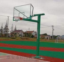 经纬JWL方管地埋篮球架